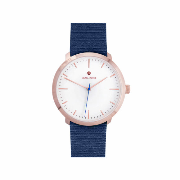 Amsterdam Rose Gold 40mm Watch JEAN JACOB